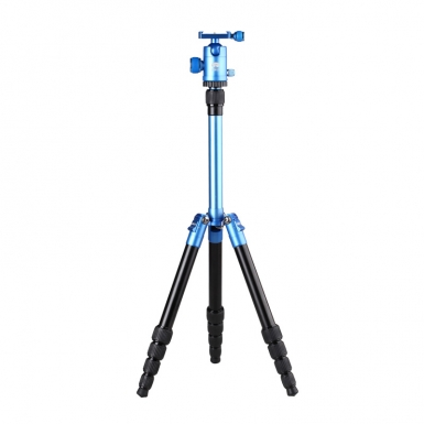 Sirui T-005BX + C10-blauw UltraLight Kit